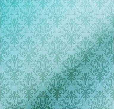 decorative pattern template classical repeating blue decor