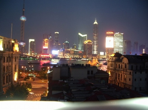 night shanghai