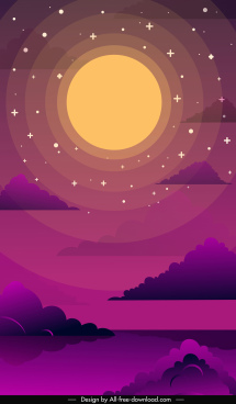 View Vector Sky Cartoon Background Pictures