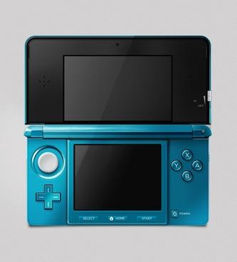 Nintendo 3DS PSD