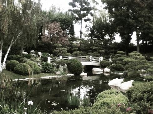 niwa japanese garden walk