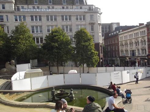 no more bbc big screen victoria square