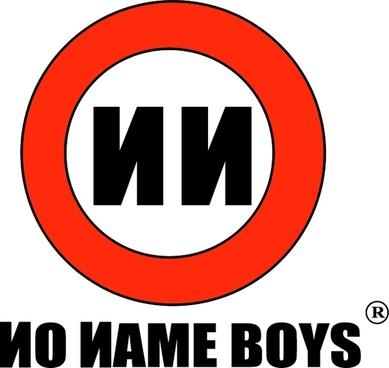 no name boys