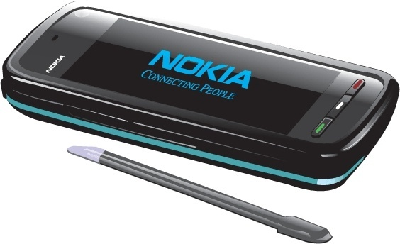 Nokia 5800 Vector