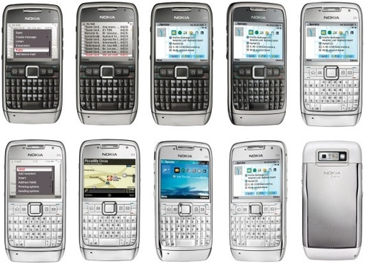 nokia e71 mobile phone hd picture path 1