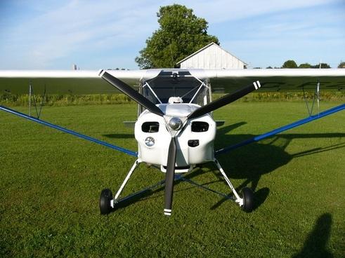 norman aviation plane j6