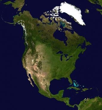north america continent america