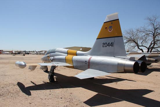 northrop f 5b freedom fighter