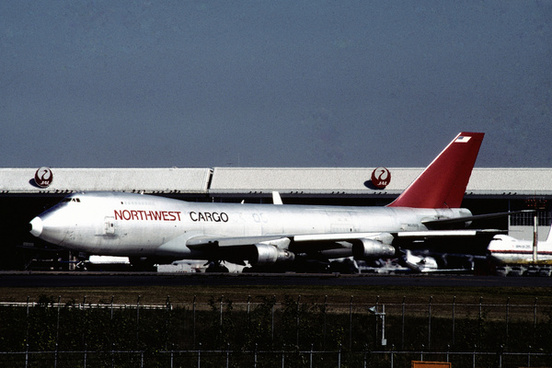 northwest airlines boeing 747 251f n619us30821321