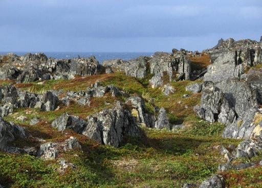 norway landscape rocky