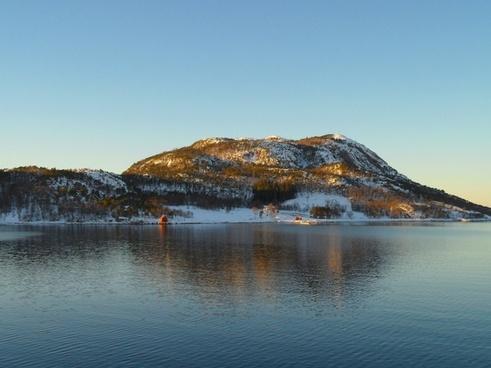norway scenic landscape