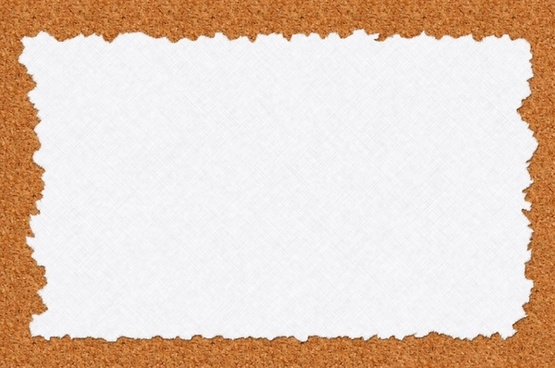 note paper cork