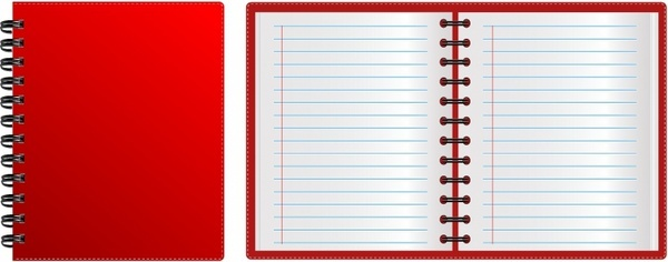 Notebook free vector download (463 Free vector) for commercial use