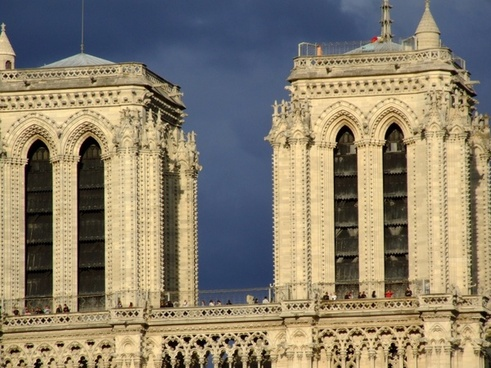 notre dame cathedral faith