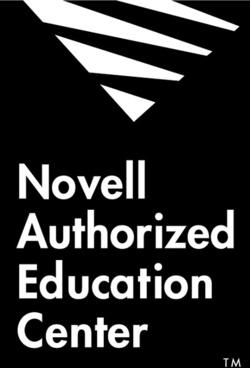 Novell Eduction logo