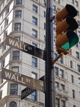 nyc new york wall street