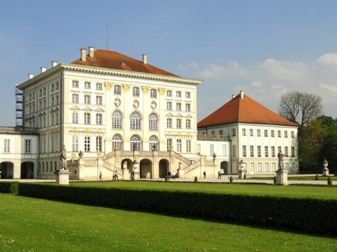 nyphenburg palace munich germany