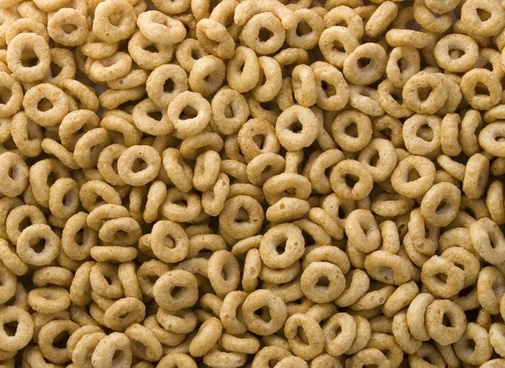 oats cereal rings