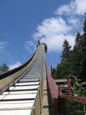 oberstdorf ski jump hill