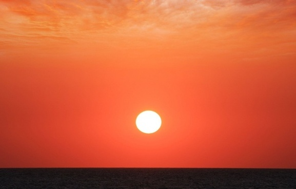 ocean red sea