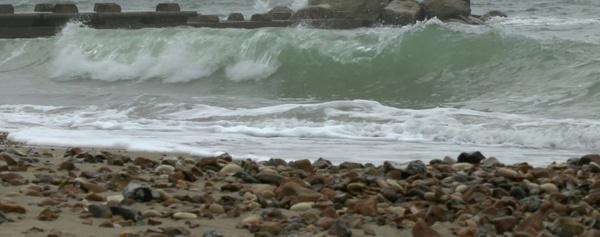 ocean sea waves beach