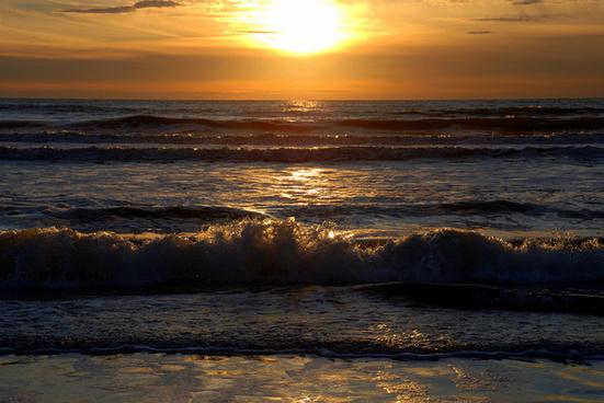 oceanside new years eve sunset 5