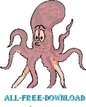 Octopus Happy 1