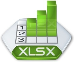 Office excel xlsx