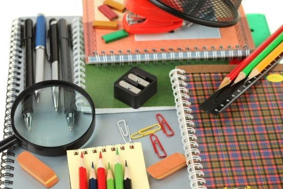 office school stationery 02 highdefinition picture