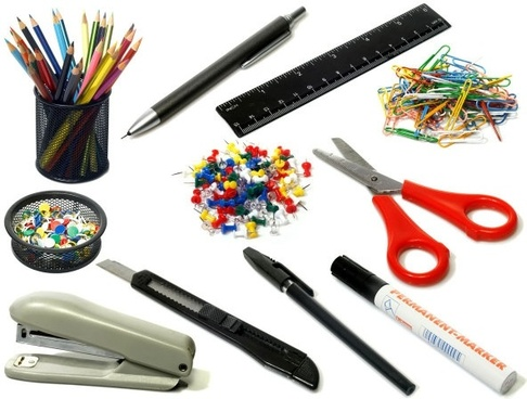 office stationery a highdefinition picture