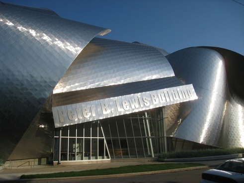 ohio cleveland architecture