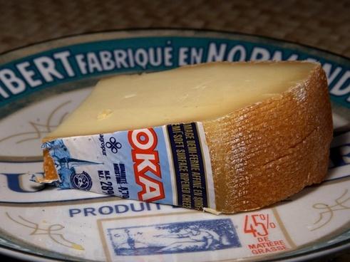oka cheese milk product food