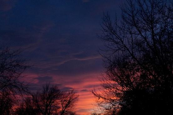 oklahoma sunset midwest city