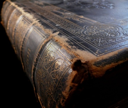 old book bible