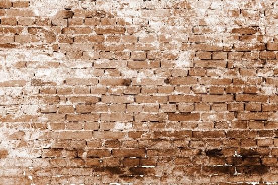 old brick wall pattern