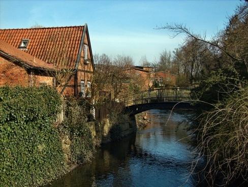 old city bridge