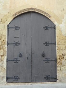 old door old goal