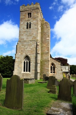old english church