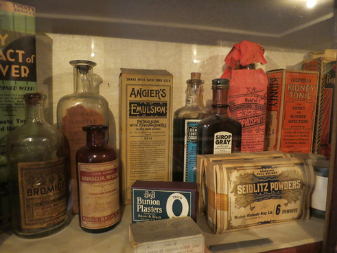 old fashioned medications