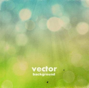 old grunge vector background set