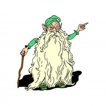 old leprechaun
