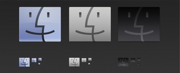 Old Macintosh Icons