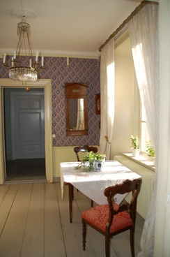 old style room interior old fashion