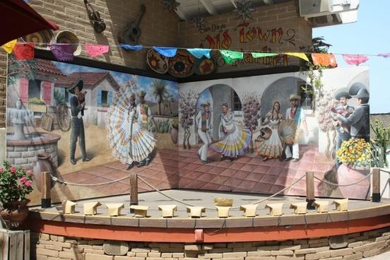 old town market san diego usa