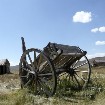 old wagon heritage bodie