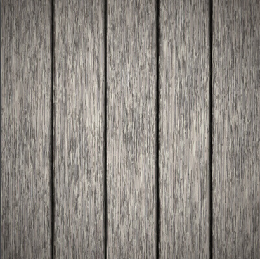 old wooden board textured vector background