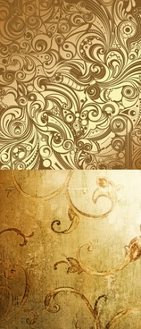 oldgold flower textures hd pictures 3