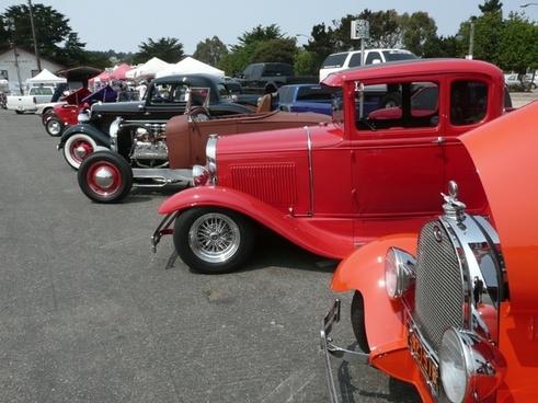 oldtimer auto show automobile