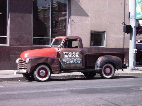oldtimer pendleton old car