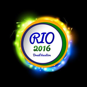 olympic rio de janeiro 2016 logo